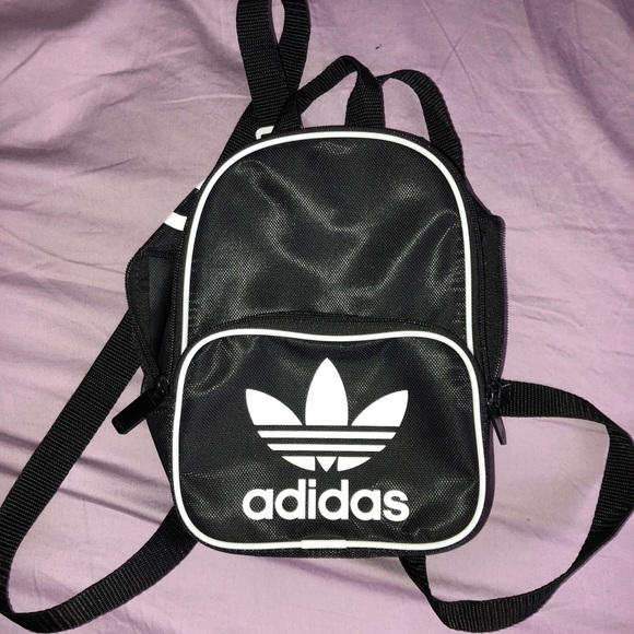 adidas Handbags - Mini adidas backpack 4fa4ded5662c9